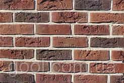 Плитка цементная под кирпич цвет Бельгийский 8 размер 240х15х71мм