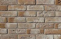 Плитка цементная под кирпич цвет Бельгийский 13 размер 240х15х71мм, фото 1