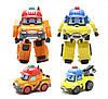 Robocar Машинка-трансформер Робокар. Все персонажи ., фото 5