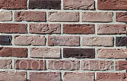 Плитка цементная под кирпич цвет Бостон 20 размер 210х15х65 мм