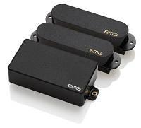 Набор звукоснимателей EMG SA/SA/81 SET (Black)
