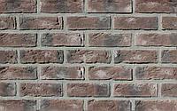 Плитка цементная под кирпич цвет Манхетен 10 размер 210х15х65 мм, фото 1
