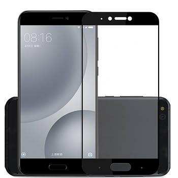 Full Cover защитное стекло для Xiaomi Mi5c - Black