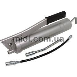 Шприц для смазки  со шлангом и трубкой, PREMIUM