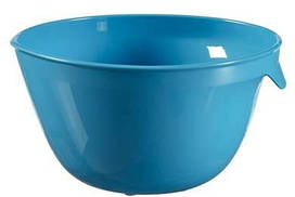 Голубая кухонная миска на 2,5 л ESSENTIALS Curver 221941