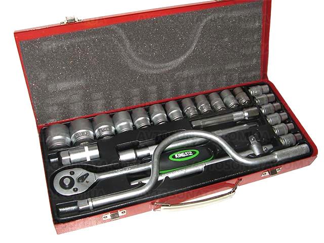 Набор инструмента  24 пр. KSD-024 King STD