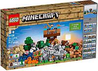 Lego Minecraft 21135 Верстак 2.0