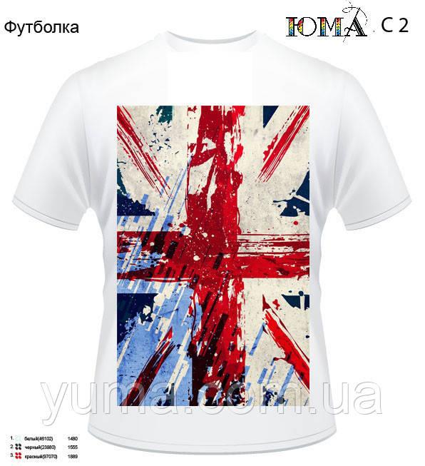Купить Мужскую футболку с рисунком