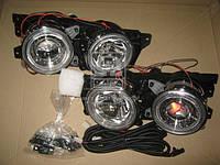 Фары комплект левый+правый БМВ 5 E34 (пр-во DEPO)