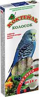 Колосок для попугаев Коктейль сафлор, лесные ягоды, кокос 3*30 гр Природа