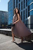 Итальянское платье плиссе от Souvenir