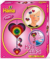 Набор термомозаики Hama Заколки для волос (3225)