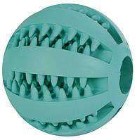 Мяч Trixie Mintfresh Ball для собак резиновый, с ароматом мяты, 7 см