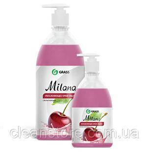 """Жидкое крем мыло Milana """"Спелая черешня"""", 500 мл."""