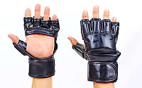 Перчатки для смешанных единоборств MMA FLEX VENUM ELITE NEO VL-5788-BK (р-р M, L, черный)
