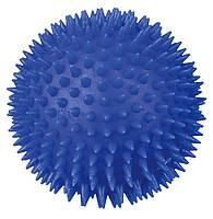 Мяч Trixie Hedgehog Ball для собак виниловый, с шипами, 10 см, фото 1