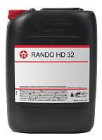 Масло гидравлическое Texaco Rando HD 32 (20 л)
