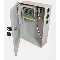 UPS-5128 Импульсный блок бесперебойного питания 12В/5А ( под 7 А/ч)