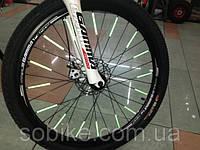 Отражатели на спицы велосипеда (светоотражающие трубки / полоски / палочки) (6 цветов)