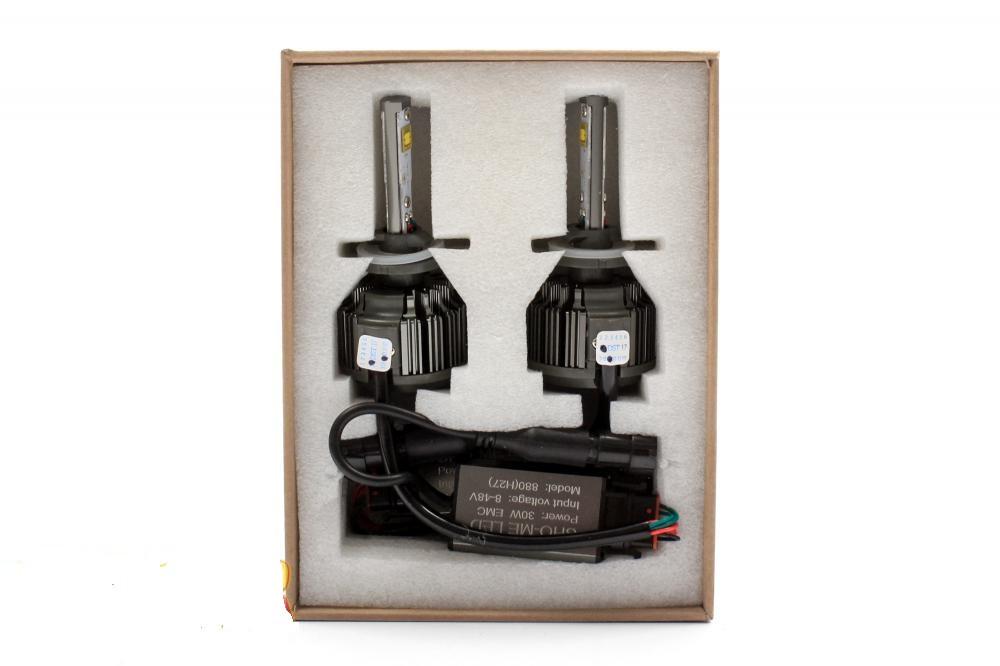 LED(светодиодная) лампа  SHO-ME G1.1 H27 6000K 30W