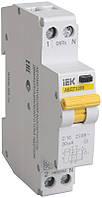 АВДТ32М С6 30мА - Автоматический Выключатель Диф. Тока ИЭК