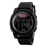 Часы Skmei DG1218 Black, фото 1