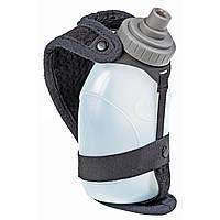 Спортивная питьевая бутылка Nathan Sprint Black 300 мл