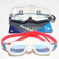Очки для плавания Aqua Sphere Mako, фото 1