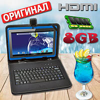Планшет-ноутбук ОРИГИНАЛ BTC Flame 7029c- 8GB, HDMI  КЛАВИАТУРА в ПОДАРОК