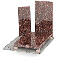 Плитка гранитная Токовская (нестандартные размеры) 2 см