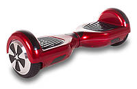 """Гироскутер Smart Balance U3 6,5"""" дюймов Красный (матовый)"""