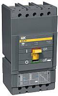 Автоматический выключатель ВА88-37 3Р 400А 35кА с электронным расцепителем MP 211 ИЭК