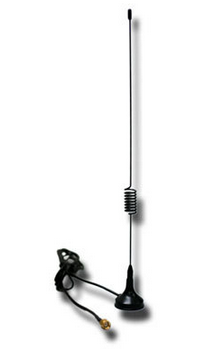 WIFI антенна 7 Dbi с удлиннителем 1,5м #100156