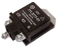 Прерыватель указателей поворота и аварийной сигнализации 711.3777-01 (аналог РС 57) ЭНЕРГОМАШ