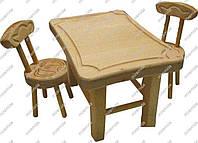 Деревянная мебель для куклы