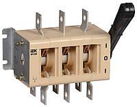 Выключатель-разъединитель ВР32И-37А70220 400А на 2 напр. без ДГК IEK