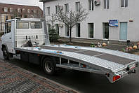 Тяжелый автоэвакуатор на базе Mercedes Benz Vario 614