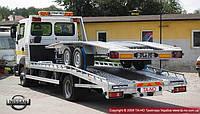 Тяжелый автоэвакуатор на базе NISSAN ATLEON 56.13