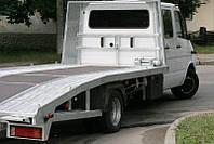 Тяжелый автоэвакуатор на базе Mercedes Benz Sprinter 616