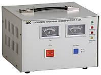 Стабилизатор напряжения СНИ1-1 кВА однофазный ИЭК, фото 1