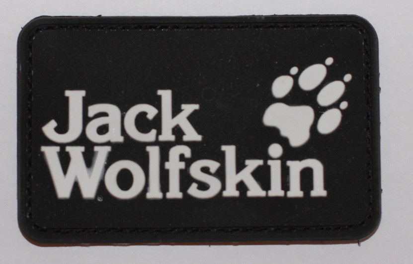 cheapest price look for detailing Патч ПХВ на липучке Jack Wolfskin