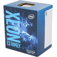 Процессор серверный Intel Xeon E3-1220V6 s1151 3GHz (BX80677E31220V6) BOX
