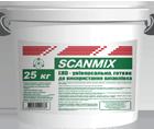 Шпаклевка универсальная Scanmix LHD, 16кг