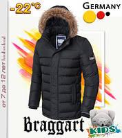 Детская стильная куртка Braggart