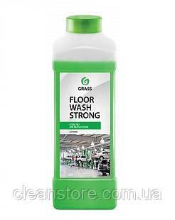 """Щелочное средство для мытья пола Grass """"Floor wash strong"""", 1л."""