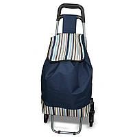 Сумка на колесиках со складным стулом, фото 1