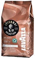 Кофе Lavazza Tierra в зернах 1 кг, фото 1
