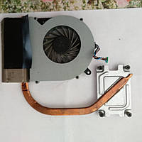 Система охлаждения для ноутбука Toshiba Satellite C855 C850 v000270010