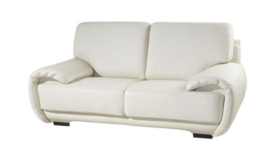 Двухместный кожаный диван ELDORADO (180 см)