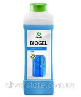 "Гель для биотуалетов Grass ""Biogel"", 1 л."